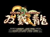 Double Dragon #1 (Sega Mega Drive/Genesis).