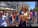 Вырождение Израиля. Гей-парад в Тель-Авиве 2015