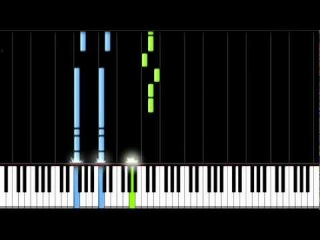 """Justin Bieber - """"Nothing Like Us"""" [Simple/100% Speed] - Piano Tutorial w/ SHEETS&MIDI"""