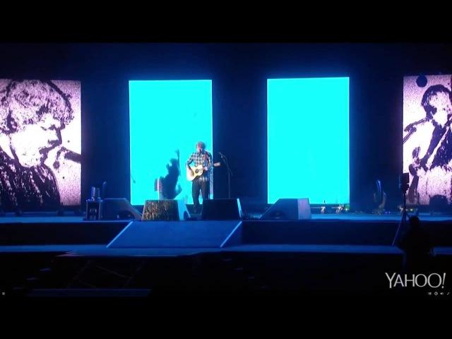 Ed Sheeran- Rock In Rio 2015 [FULL SET]