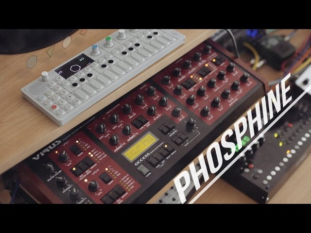 Phosphine (An Ambient Jam)