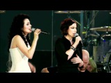 Within Temptation feat. Anneke Van Giersbergen - Somewhere (Live) HD