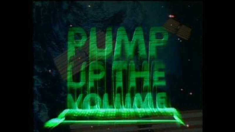 M|A|R|R|S - Pump Up The Volume (Official Video)
