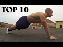TOP 10 Push Up Variations