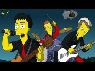 Пасхалки в мультфильме Симпсоны в кино - The Simpsons Movie [Easter Eggs]