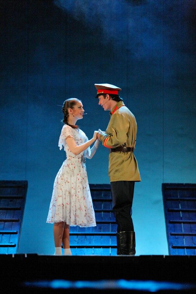 Новосибирский музыкальный театр