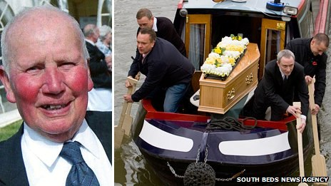 Похороны Уолтера Харрисона