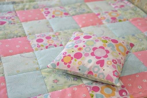 Мастер-класс как сшить одеяло 367