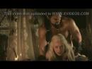 Emilia Clarke  Sex Scene Extended HD игра престолов