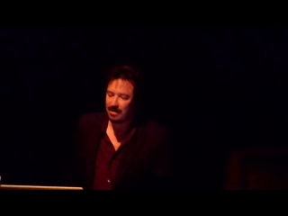 #AlanWilder (#Recoil, #DepecheMode)  Never Let Me Down Again  (Zion Arts Centre, Manchester, 03.09.2011) www.depmode.com
