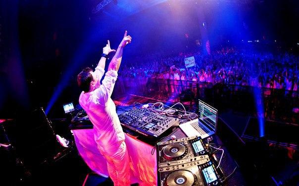 DJ работа ВКонтакте