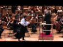 Roman Kim plays Bazzini 'La Ronde des Lutins'  • Volker Hartung • Junge Philharmonie Köln