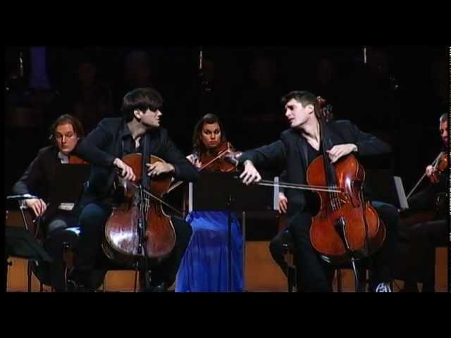 2CELLOS - Violoncelles Vibrez! - Sollima [LIVE VIDEO]