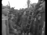 Charlie Chaplin - Shoulder Arms (1918) - Shooting scene