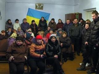На западной Украине начались бунты против мобилизации