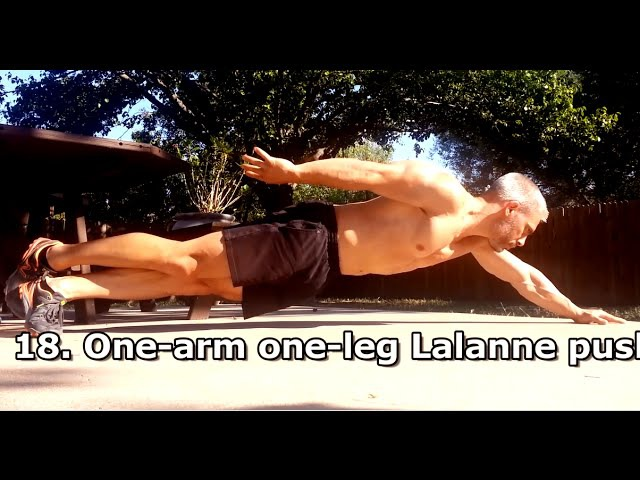 Calisthenics exercises Abs exercises reference - floor - BEGINNER to ADVANCED (HD)