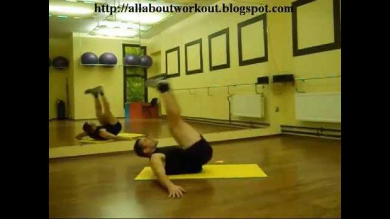 Basic pilates (базовый пилатес)
