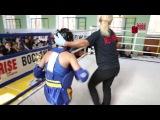 RISE20151ТУР:Доценко Денис (Чернигов) - Айдын Симар (Одесса) -39кг