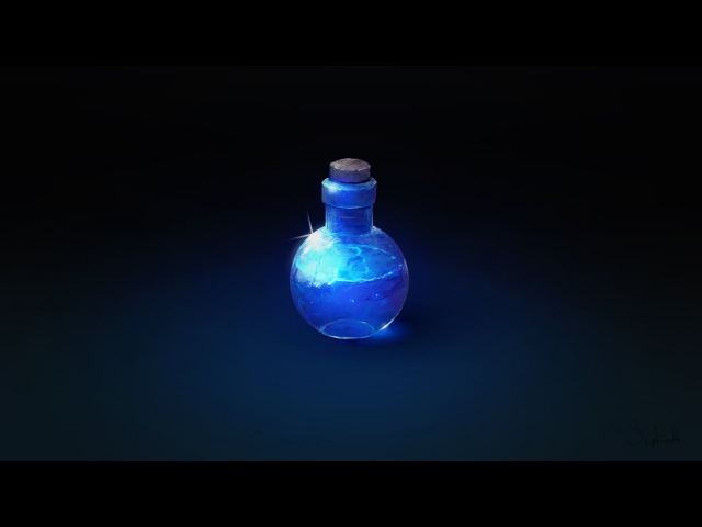 How to Draw For Games 3 | Potion