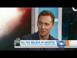 Tom Hiddleston, Mia Wasikowska reunite for Crimson Peak - Today Show