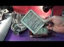 Пылесос Samsung разборка и чистка