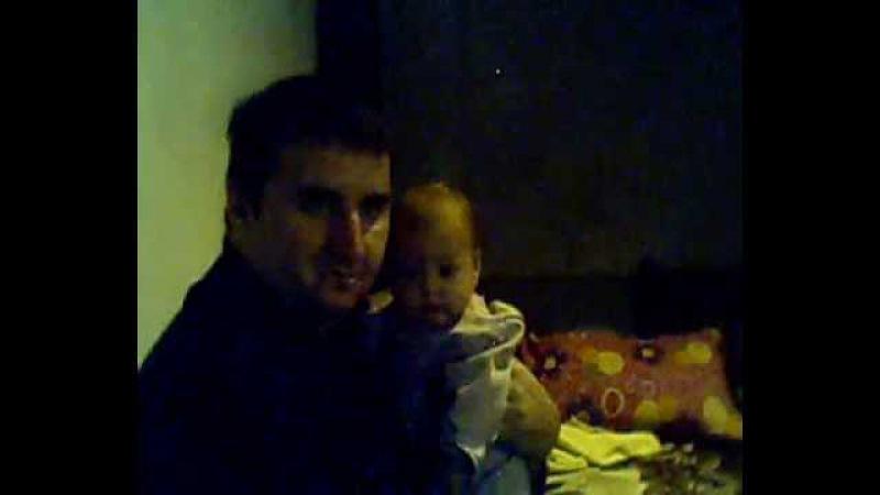 Ja i Anastasija ,moja sreća najveća