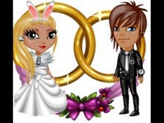 Аватария Свадьба ! || Nastya Blesk