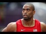 Tyson Gay and Asafa POwell wins Men's100m Semifinal 3 IAAF World Championship Beijing 2015