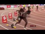 Elaine Thompson Wins Women's 200m Heats 4 at IAAF World Championships Beijing 2015