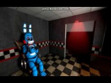 (sfm fnaf) toy bonnies shift at withered freddys pizza