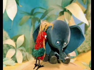 38 попугаев. 2-я серия. Куда идёт слонёнок (1977)