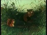 Белоносый. Лесные путешественники. Мультфильм 1951г.