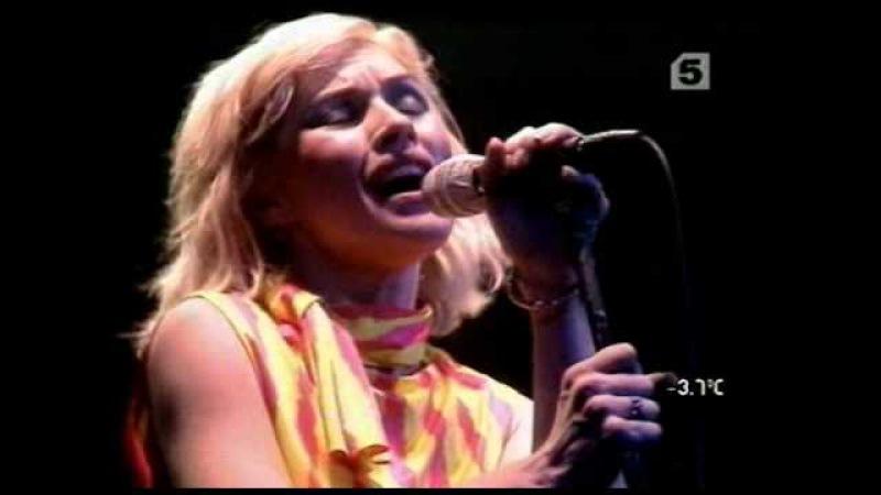 1979 Blondie Live at the Apollo Theatre