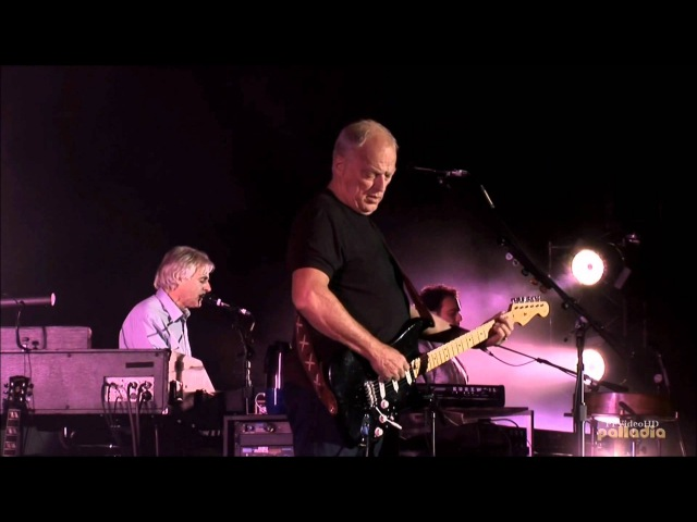 [Full HD] David Gilmour - Time - Live in Gdansk