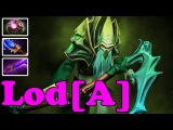 Dota 2 - Lod[A] Plays Necrophos - Ranked Match Gameplay