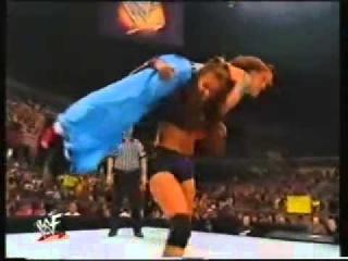 Ivory & Lo Down vs Lita & The Hardy Boyz