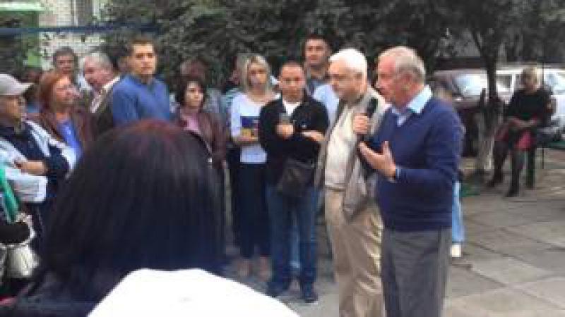 Екс-регіонал, кандидат в мери Іллічівська Хмельнюк агітує за БПП і Опозиційний блок