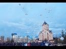 "Столетие Геноцида армян (1915-2015). 19 апреля 2015 | Акция КАМР ""Бессмертные души"", Красноярск"