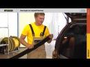 Renault Duster Установка накладки на задний бампер