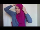Хиджаб на каждый день за 3 минуты Hijab TUTORIAL