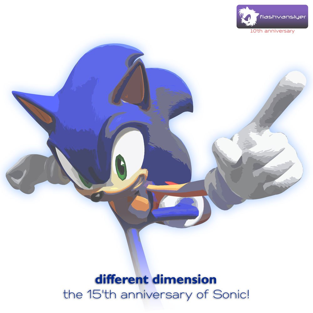 Album] 2015' different dimension - the 15'th anniversary of Sonic