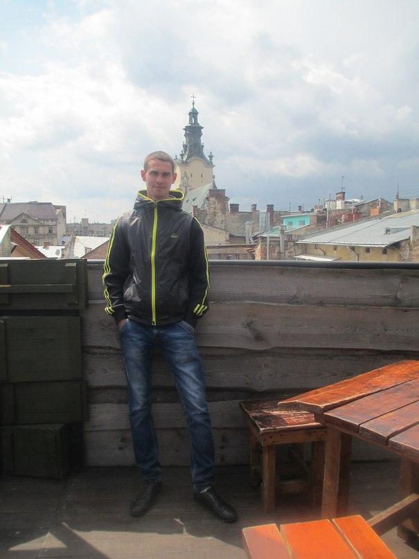 Мiша Павлович | Львов