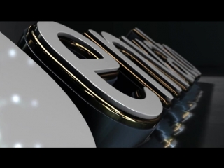 3D Logo Water Motion - VideoHive (After Effects)