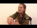IDF Soldiers - cover of Adele's hit Rolling in the Deep.