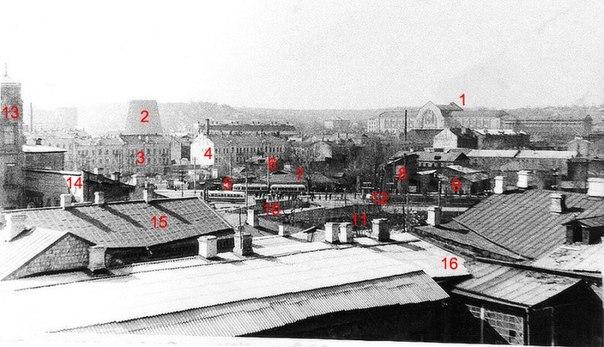 История одной фотографии: Площадь Победы, конец 1950-х годов