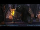 Мортал комбат - Смертельная битва клип (кино,клип под музыку Skrillex – Reptile [DUBSTEP] )