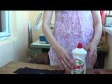 Как вывести с одежды жирные или масляные пятна
