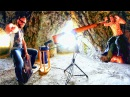 Zalem Thewill Cave Madness didgeridoo Cajon