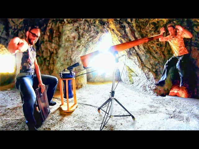 Zalem Thewill - Cave Madness - didgeridoo Cajon