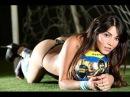 Футбольный фристайл гол девушки football freestyle sexy girl